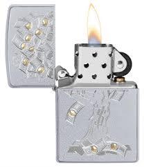 <b>Зажигалка</b> Zippo <b>Money Tree</b> Design 29999 на ZIPPO-RUSSIA.RU