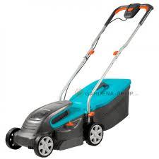 Аккумуляторная <b>газонокосилка Gardena PowerMax Li</b>-<b>18/32</b> ...