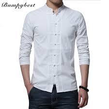 Bumpybeast 2017 hot Long sleeve Shirt <b>Classic</b> Chinese <b>Style</b> Tang ...
