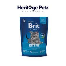<b>Brit Premium Cat Kitten</b> 1.5kg x 2 | Shopee Malaysia