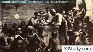 the emancipation proclamation creation context and legacy the emancipation proclamation creation context and legacy video lesson transcript com