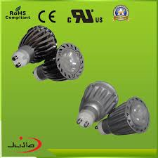 <b>Factory Direct Sales</b> 4W High Luminous Efficiency LED Spot Lights ...