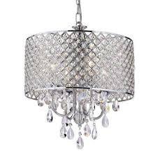 <b>Crystal</b> - <b>Chandeliers</b> - Lighting - The Home Depot