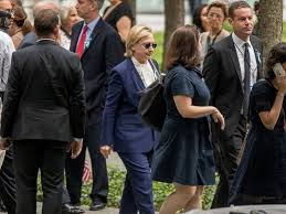 Image result for Hillary clinton 9 11 image