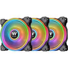 Купить <b>вентилятор</b> 120x120 <b>Thermaltake Riing Quad</b> 12 RGB ...