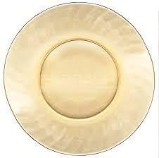 <b>Стеклянная тарелка обеденная</b> 205мм ELIСA дымка купить в г ...