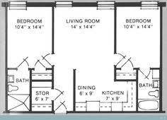 Square feet  sq ft house and Home plans on Pinterest Sq Ft House Plans   divine wesley acres retirement community decatur alabama floor plans home