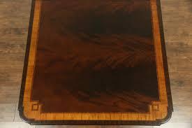 smith mahogany dining table