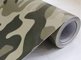 <b>Color Printing</b> Effects Car <b>Camouflage</b>
