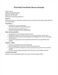 hotel front desk agent resume source use the following front desk agent resume sample as a guide to create your own professional