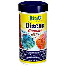 Сухой <b>корм tetra discus granules</b> для рыб — 1 отзыв о товаре на ...