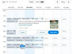 social media calendar amazing restaurant media