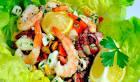 Самых вкусных салатов с фото пошагового