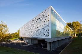 design architect gilles bouchez municipal offices lacq region architect office design