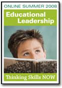 Preparing <b>Creative and</b> Critical Thinkers - Educational Leadership