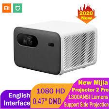 Xiaomi <b>Mijia Projector 2</b> Pro HD 1080P Laser TV 1300 ANSI ...