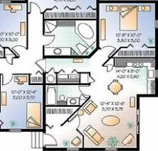 house plans   mother in law suites   Handicap Accessible Mother    How to build in law suite Floor Plans