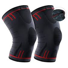 <b>Kuangmi Knee Brace</b> Compression Sleeve Support for <b>Running</b> ...