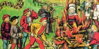 Hasil gambar untuk burning merkel witch
