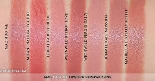 <b>MAC Hug Me</b> Dupes