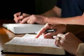 Estudando a Biblia