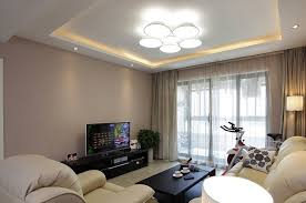 long tv concole table also charming tray ceiling design with flush mount lighting and awesome white sofa ceiling tray lighting