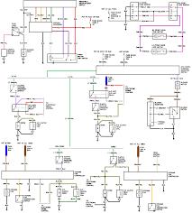 mustang faq wiring & engine info Ford Mustang Wiring Harness www veryuseful com mustang tech engine images mustang 86 body diagram gif ford mustang wiring harness