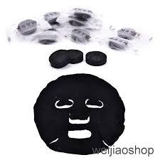 WEIJIAOSHOP 20X <b>Compressed Mask</b> Paper <b>Facial Natural</b> ...