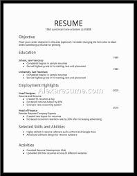 resume example for college student   ziopa resume   if you love resumefirst job resume sample teenage template builder detail
