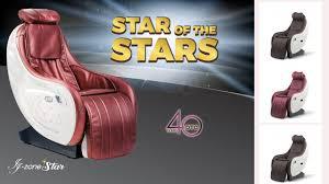<b>Массажное кресло OTO</b> II-zone Star EQ-09S - YouTube