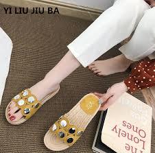 hot sale <b>Summer Women Shoes Platform</b> Bath Slippers Beach Flip ...