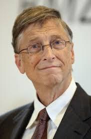 2 – Bill Gates (67 Miliardi di $) 57 anni – Residente a Medina, WA (USA) – Sposato – 3 figli – Settore: Informatica - bill-gates