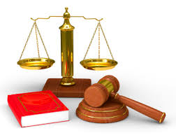 Image result for gavel law books