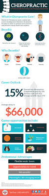 infographic chiropractic a professionally rewarding life what is chiropractic care