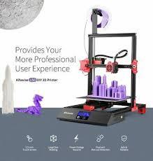 <b>Alfawise</b> 2020 <b>U50 DIY FDM</b> 3D Printer 3.5 inch Touch Screen Free ...