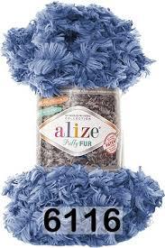 <b>Пряжа PUFFY FUR</b>, <b>Alize</b>