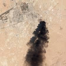 Saudi Arabia shuts down half its oil production after drone attack