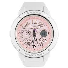 Купить электронные <b>часы Casio</b> Baby-g <b>bga</b>-<b>150kt</b>-<b>7ber</b> White в ...