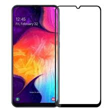 Защитное стекло <b>4D</b> Glass Full BLACK Samsung A30S (2019 ...
