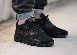 nike air max 90 ultra moire triple black buy black black nike air
