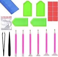 Meitinalife <b>Diamond Painting Tools</b> Quick Point Pen Diy Cross Stitch ...