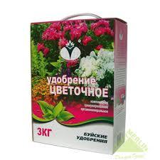 <b>Удобрение для цветов</b> органоминеральное 3 кг в Москве ...