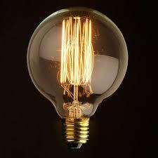 Ретро <b>лампа</b> накаливания (шар) <b>Loft It</b> E27 40W 220V <b>G8040</b> ...