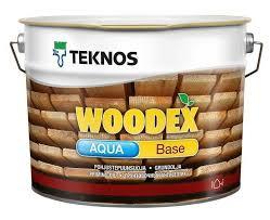 <b>Антисептик водоразбавляемый грунтовочный</b> TEKNOS WOODEX ...