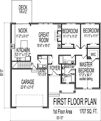 Simple Drawings of Houses Elevation Bedroom House Floor Plans    Shingle Style House plans Story Square Feet Bedroom bath Basement Denver Aurora