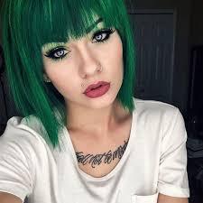 31 <b>Glamorous Green</b> Hairstyle Ideas (<b>2019</b> Update)