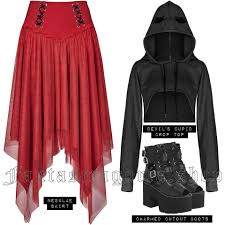 Fantasmagoria - #thelookoftheday Devil's Cupid crop top:...   Facebook