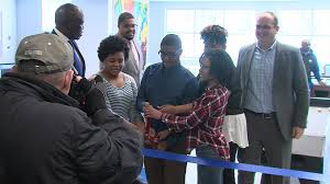 cbs community celebrates reopening of sherman park boys community celebrates reopening of sherman park boys girls club