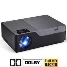 C-TK Home projector, full HD 1920x1080 resolution 5500 lumens ...