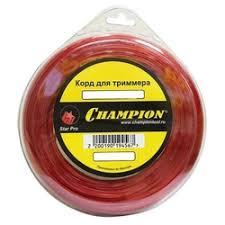 «<b>Леска для триммеров Champion</b>» — Дача, сад и огород ...